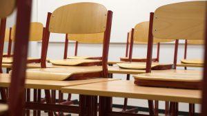 Klassenzimmer-leer